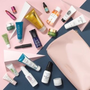 Receive April Essential's Gift (worth $250+)with every $165 spend +Additional Step up gift with additional $30 spend @Space NK