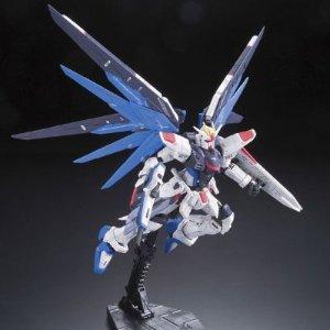 Bandai#05 Freedom Gundam 1/144 Real Grade