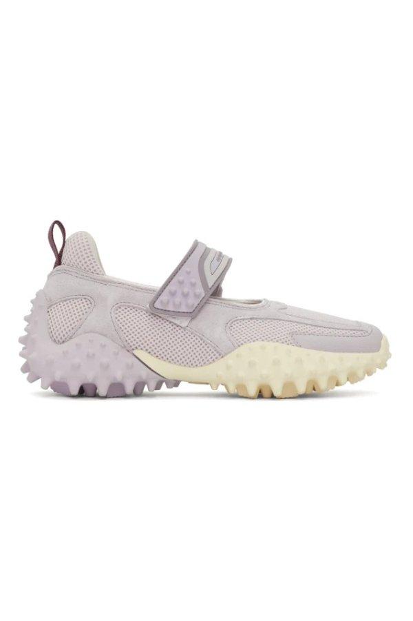 香芋紫忍者鞋
