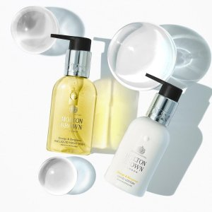Up to 20% Off + Free ShippingMolton Brown Hand Washes, Hand Lotions and Hand Creams Sale