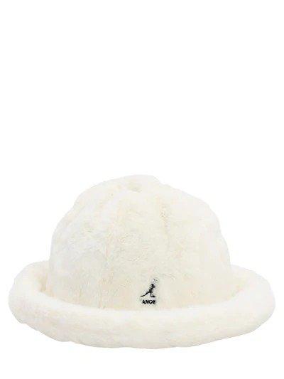 毛绒渔夫帽