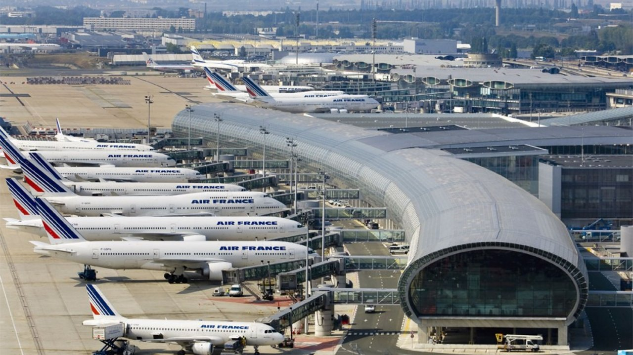 法国巴黎戴高乐机场超全攻略!转机怎么转,免税店买什么,退税如何税?