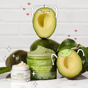 20% Off + 11-piece Free Gift11.11 Exclusive: Kiehl's Creamy Eye Treatment with Avocado