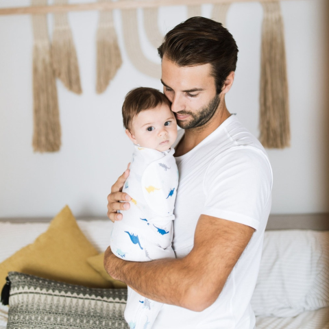 2 for $20.99 or 3 for $29.99aden + anais™ Essentials Easy Swaddle™ Collection