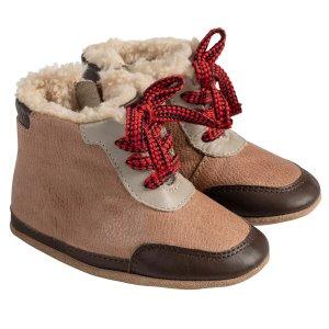 RobeezBeige Wyatt Soft Soles Boots