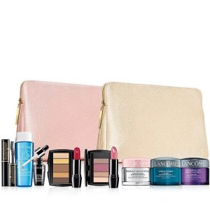 Free Gift ( $176value) with Lancome purchase @ Bloomingdales
