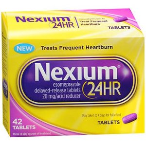 Nexium 24HR Acid Reducer Tablets - 42 ct - Walmart.com