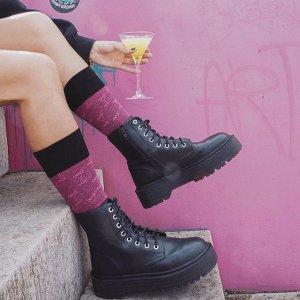 7折+限时免邮即将截止:Happy Socks 11.11可爱袜子促销