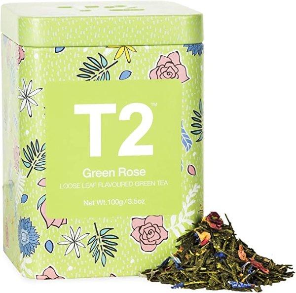 T2 Tea 英式玫瑰绿茶 100g