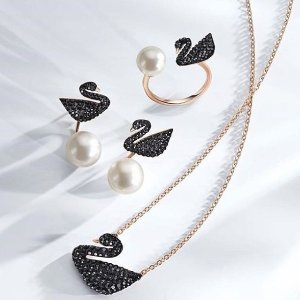 30% off With Swarovski Swan Collection @ Lord & Taylor