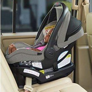 $133.59起 刷新史低价史低价:Graco SnugRide SnugLock Extend2Fit 35 婴儿安全座椅