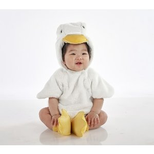 Pottery Barn KidsBaby Duckling Costume