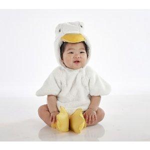 Pottery Barn Kids婴儿小鸭造型服饰