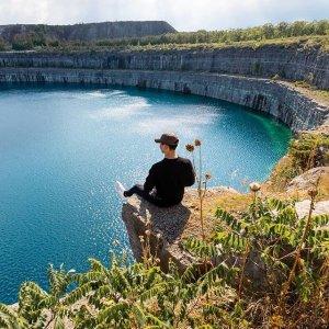 超多人还不知道的网红拍照圣地多伦多周边一日游好去处 隐秘的超美碧绿湖泊景点