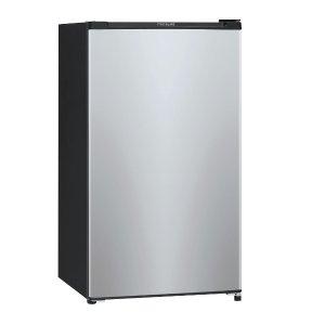 $124.99闪购:Frigidaire 3.3立方英寸紧凑型不锈钢小冰箱