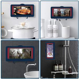 $12.99(原价$16.99) 防雾防油烟FSTgo 沐浴也实现手机自由 壁挂式防水可触屏手机盒5.8折