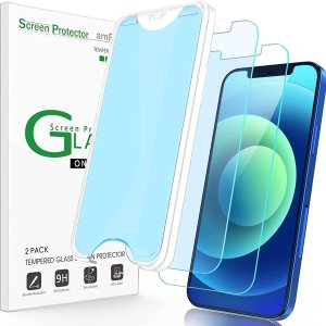 $3.99起 送贴膜神器amFilm Glass iPhone 多款型号 手机屏幕贴膜 多片装
