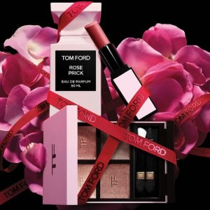 $56起+满送好礼上新:Tom Ford 荆棘玫瑰系列 高级烟灰粉 掉进甜蜜温柔乡