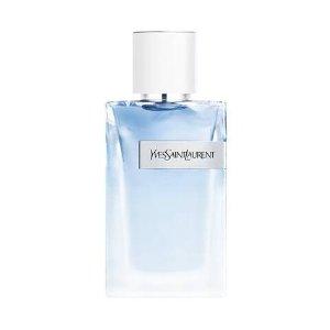 YVES SAINT LAURENTY Eau Fraiche  新款木质香型芳香调的男用香水