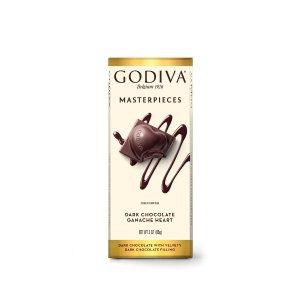Godiva黑巧克力
