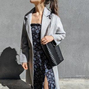 部分6折起+叠7折 换季衣橱必备Belle&Bloom 澳洲美衣闪促 收新款大衣、百搭麻花毛衣$63