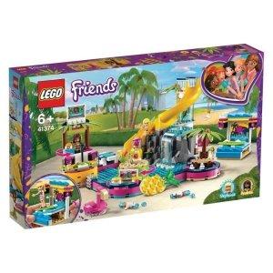 Lego好朋友系列 41374 安德里亚的泳池派对