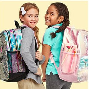 50% Off + Free ShippingChildren's Place Kids Backpacks and Lunch Bags Sale