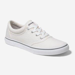 Eddie Bauer女士系带运动鞋