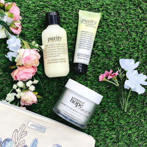 Free Giftwith $70 purchase @ Philosophy