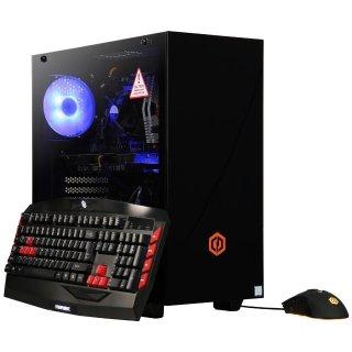 $1299.99 送使命召唤CyberpowerPC C790T 台式机 (i7 9700K, 2070, 16GB, 240GB+2TB)