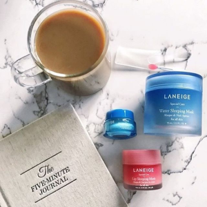 Free Gift With Any Orders @ Laneige