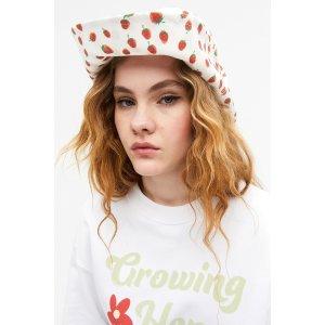 Monki草莓渔夫帽