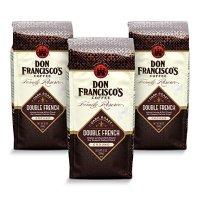 法式深度烘焙咖啡粉 3袋装