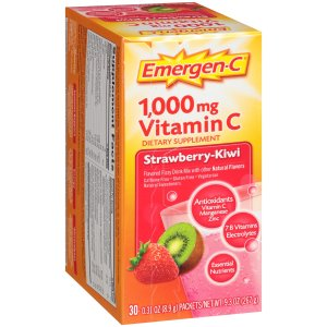 1000mg 维生素C 草莓味 30包