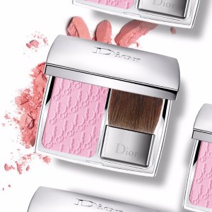 $47Christian Dior 玫瑰胭脂粉盒