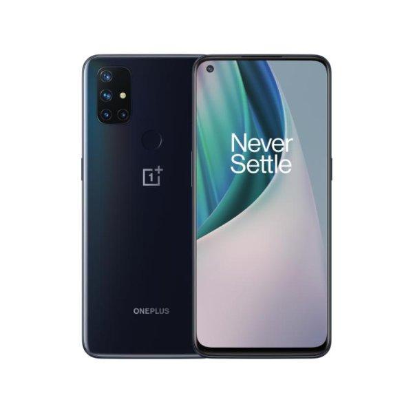 "Nord N10 5G 智能手机, 6.5""挖孔屏+四摄+高续航"