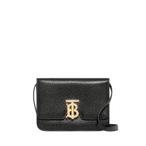 BurberryGet $600GCGrainy Caviar Small Crossbody Bag
