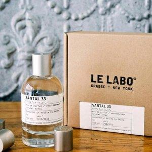 无门槛9折 £23收扁柏护手霜Le labo 芳香实验室小众香水 收Santal 33清冷挂檀木香