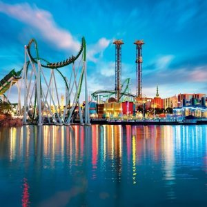 From $260Orlando Air + Hotel Package
