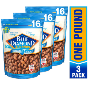 from $5.99Blue Diamond Almonds, Bold Wasabi & Soy Sauce, 16 Ounce