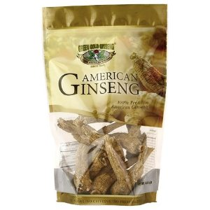 Buy 1 Get 1 FreeUngraded American Ginseng Giant Root 8oz bag