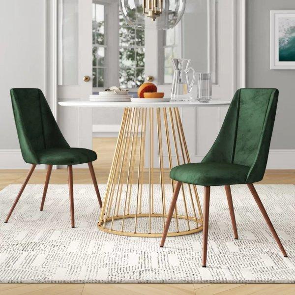 舒适餐椅2件套