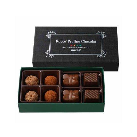 【2%返点】ROYCE' 世界名酒收藏巧克力礼盒