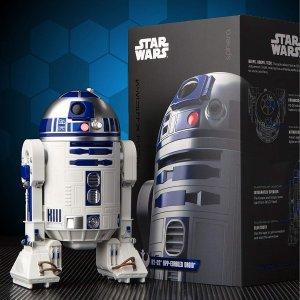 现价 £69.99(原价£129.99)Sphero R2-D2 智能Droid机器人玩具 特卖