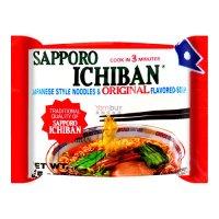 日本三洋食品 速食拉面袋装 原味 100g