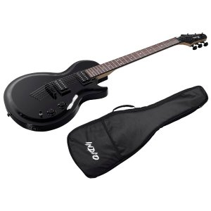 $110.13Monoprice 电吉他/贝斯 初学者套装 (含琴, 功放, 肩带, 线材, 包)