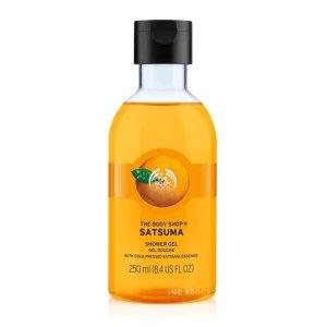 The Body Shop橘子味 沐浴液