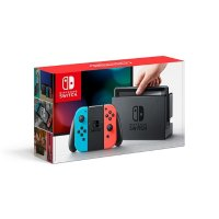 Nintendo Switch 32GB 主机 红蓝手柄