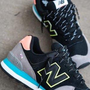 一律7折 低至$35YCMC官网 New Balance运动鞋服好价促销