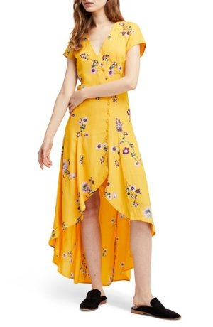 Free People Lost in You Midi Dress   Nordstrom